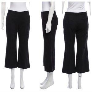 NEIL BARRETT Virgin Wool Mid-Rise Pants